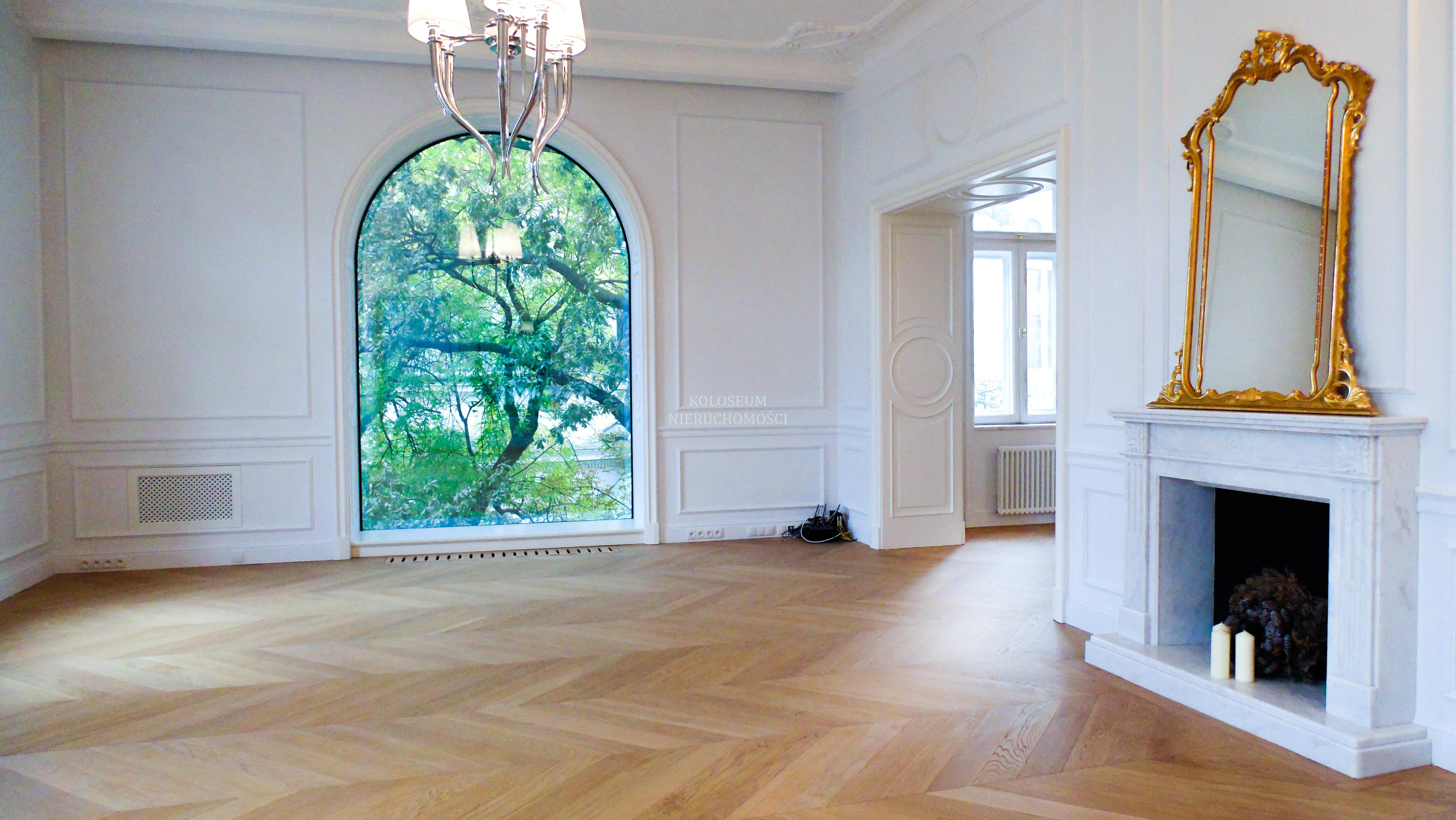 Mokotowska 8 - najbardziej luksusowy apartament z 1 sypialnią. - bez prowizji