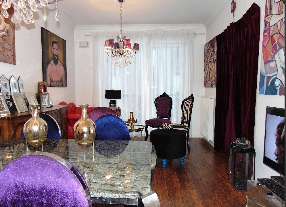 Wyjątkowy apartament w Soho Factory - 68 m2, 3/4 pokoje, 2 łazienki. Zamieszkaj właśnie tu!